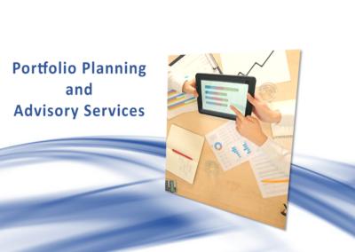 Portfolio Planning & Advisory Services