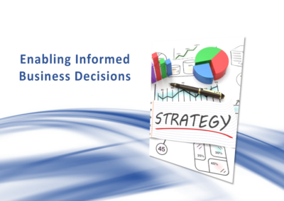 Enabling Informed Business Decisions