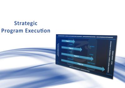 Strategic Program Execution